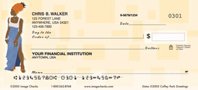 african american personal checks with free shipping