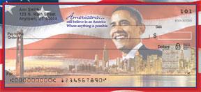 Obama Personal Checks