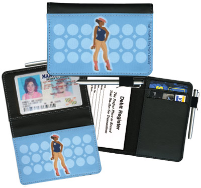 African American Debit Wallets