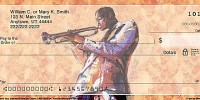jazz music personal checks