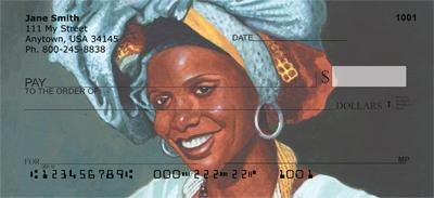 african american checks