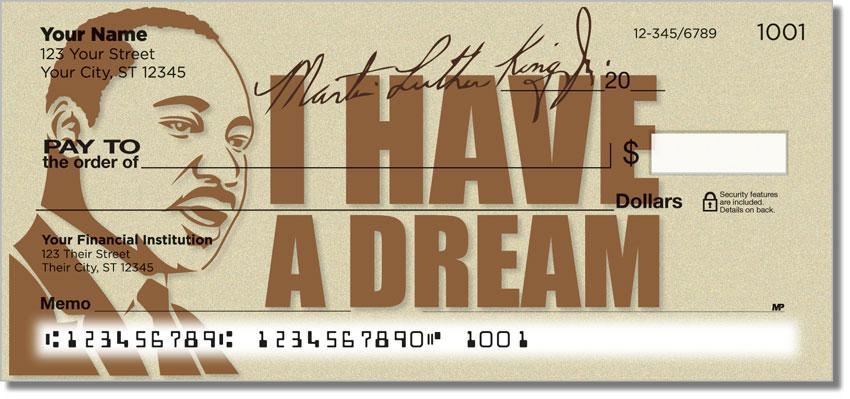 Martin Luther King Checks