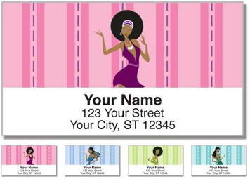 Soul Sister Address Labels